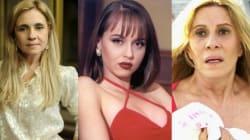 Aqui estão as 15 maiores vilãs de novelas de todos os