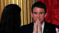 Valls recadre (encore une fois)