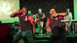 WATCH: Virat Kohli And Chris Gayle Dance Off To Shane Watson's