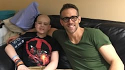 Ryan Reynolds Shares Heartfelt Goodbye To 13-Year-Old Deadpool