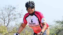 This 36-Year-Old Woman's Journey From Partial Paralysis To National Level Cycling Is