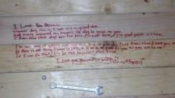 Il messaggio lasciato dal marito morto è il più bel testamento che si possa