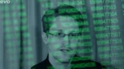 Le clip de Jean-Michel Jarre et Edward Snowden est