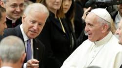 Biden al Papa: