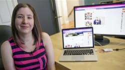 Une programmeuse de Québec recrutée par Facebook à San