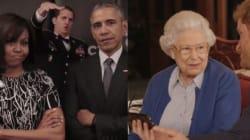 Gli Obama lanciano la sfida al principe Harry. Ma a rispondere è la
