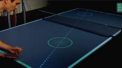 Cette table de ping-pong est le meilleur des
