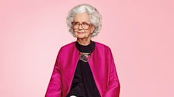 Meet The First 100-Year-Old Model To Appear In