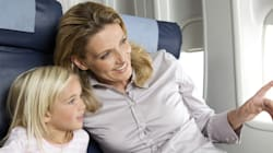 Air Canada Removes Fee To Seat Children With Their