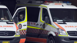 Ambulance Doused In Petrol As Paramedics Attend To Boy Injured In