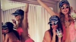 Kate Hudson Rocks Cheeky Bikini For Vegas Girls