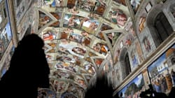 U2 Guitarist Turns The Sistine Chapel Into A Rock Music