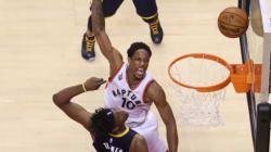 Toronto Raptors Advance To Second Round Of