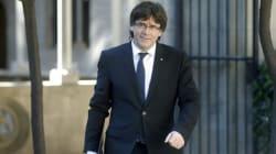 Juncker rechazó verse con Puigdemont en su visita a