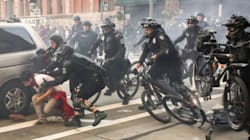May Day Protests In Seattle, Paris, Istanbul Erupt In