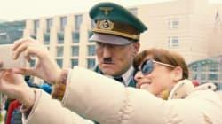 Hitler è qui tra noi e fa pure ridere (ma non