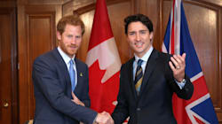 Prince Harry Launches Countdown For Toronto Invictus