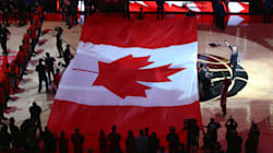 The Canadian Anthem At Raptors Game Will Make You Stand On