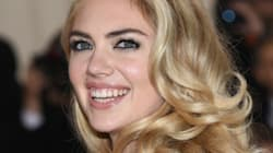 Kate Upton Is Officially Off The Market, Shows Off Huge Sparkler At Met