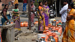 Water In Marathwada Dams At An Unprecedented Low Of