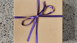What This Purple Bow Could Mean To Someone On Mother's