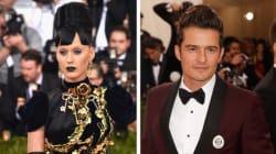 L'accessoire de couple de Katy Perry et Orlando Bloom au Met