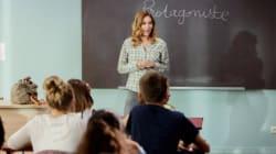 Qu'est-ce qu'un bon cours de français? Pas vraiment ce que montre la série