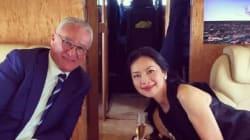 Ranieri vola su un jet privato da 54 milioni di euro per tornare a