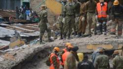 Baby Girl Rescued Alive 3 Days After Kenya Building