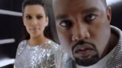 Kim and Kanye Put On A Show In Mesmerising Met Gala