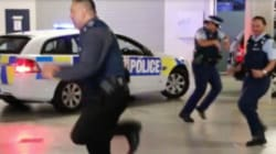 New Zealand Cops Bust Unforgettable 'Running Man'