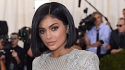 Kylie Jenner's Balmain Dress Is More Dangerous Than We