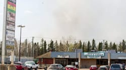 Northern Alberta Wildfires Keep Fort McMurray Residents On