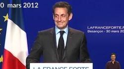 Vous avez déjà entendu cette blague de Sarkozy sur Fessenheim il y a 4
