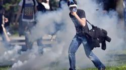 Manif anti-loi travail: un policier blessé à coups de barre de fer à