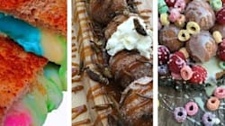 20 Absolutely Insane Foods To Try At The Calgary