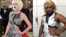 Met Gala 2016: il recrée les robes des stars avec des
