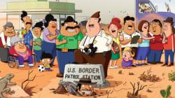 Arriva in Italia Bordertown, il cartoon scorretto che strizza l'occhio a