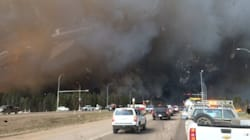 Albertan Saved From Burning Home By Neighbour,