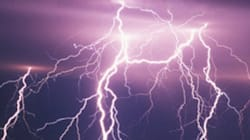 Lightning Strikes This Place More Than Anywhere Else On