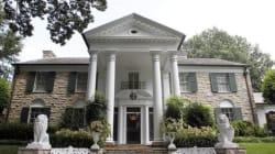 Graceland, la maison d'Elvis, reçoit son 20 millionième