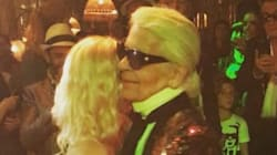 Karl Lagerfeld Dancing Is The Only Thing You Need To See
