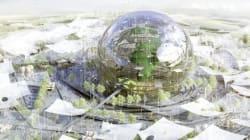 Le projet de la France pour l'exposition universelle de 2025 ressemble à