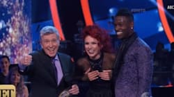 'DWTS' Pro Mortified By Nip