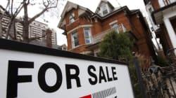 Canada's Average House Price Hits