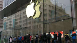 Chinese Company Wins Right To Use iPhone