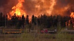 Incendie de forêt: l'Alberta a déclaré l'état