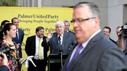 Clive Palmer Had A Shouting Match With Fellow MP At A Press