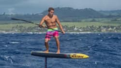 The Future Of Stand-Up Paddleboarding Will Melt Your