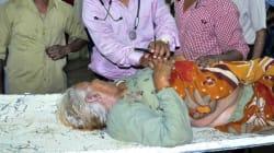 Seven Dead As Thunderstorm Hits Kumbh Mela Site In